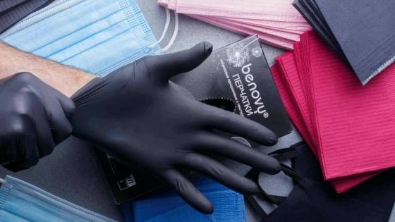 Материалы перчаток для тату-мастеров