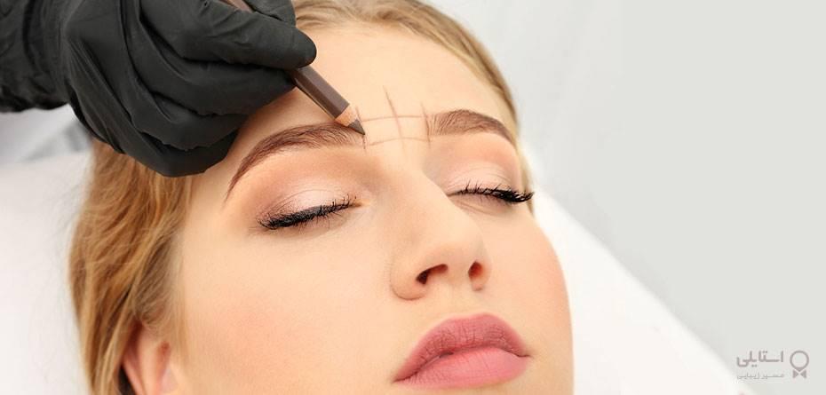 Что представляет собой коррекция в перманентном макияже